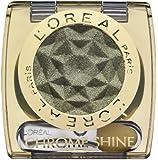 L'Oréal Paris Color Appeal Chrome Shine Lidschatten, 171 Dazzling Khaki