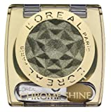 L'Oréal Paris Color Appeal Chrome Shine Lidschatten, 171 Dazzling Khaki