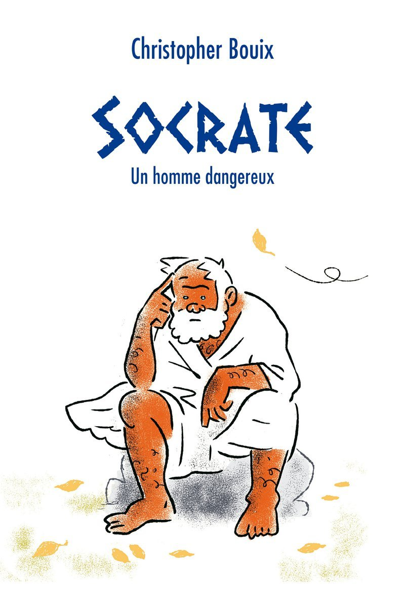 Socrate, un homme dangereux (Médium GF)