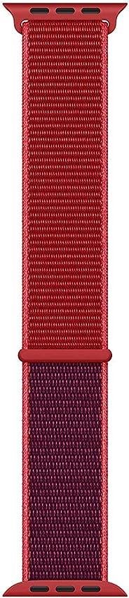 Apple Watch Geweven Sportbandje (44mm) - (PRODUCT)RED