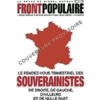 Front Populaire - numéro 6 Le droit à la sécurité contre l'ensauvagement