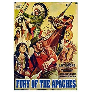 Fury of the Apache