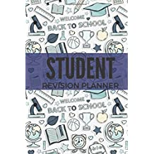 """Student Revision Planner: Back To School 