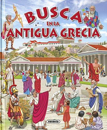 Busca en la antigua Grecia por Susaeta Ediciones S A