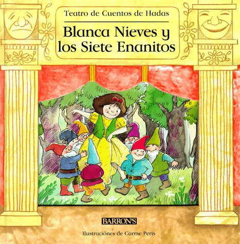 Blanca Nieves y Los Siete Enanitos (Fairy Tale Theater) por M onica Bosom