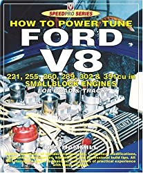 How to Power Tune Ford V8 221,225,260,289,302 & 351cu in Smallblock Engines (Speed Pro)