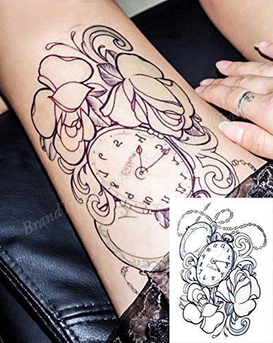 Tatuajes De Relojes De Bolsillo Relojes Watch