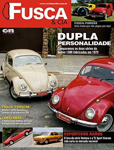 Fusca & Cia. 13 (Portuguese Edition) por On Line Editora