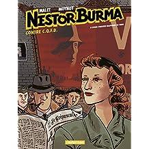 Nestor Burma, Tome 10 : Nestor Burma contre C.Q.F.D.