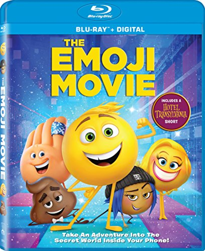 Emoji Movie [USA] [Blu-ray]