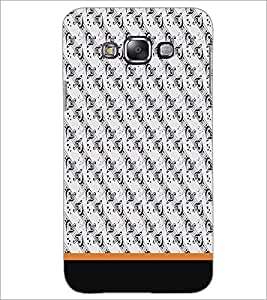 PrintDhaba Music pattern D-1909 Back Case Cover for SAMSUNG GALAXY GRAND 3 (Multi-Coloured)