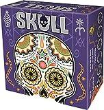 Asmodee - SKR01N - Skull - Jeux de Cartes - Argent...