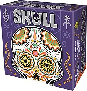 Asmodee Lui-même ASMSKR01N Skull Card Game (B00GYDLY8E) | Amazon Products