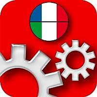Technical Dictionary French-Italian/Italian-French - Hoepli
