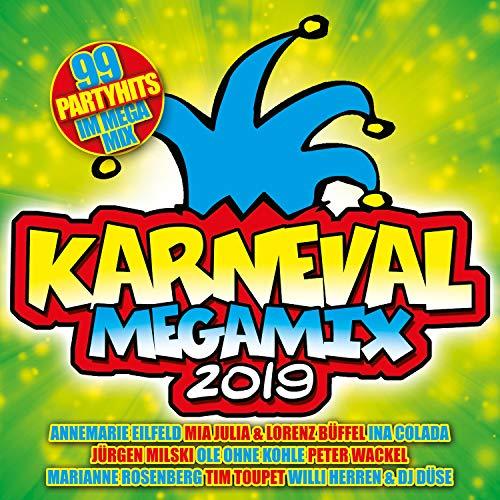 Karneval Megamix 2019 [Explicit]