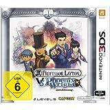 Professor Layton vs. Phoenix Wright: Ace Attorney - [Nintendo 3DS]