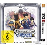 N3DS: Professor Layton vs. Phoenix Wright: Ace Attorney