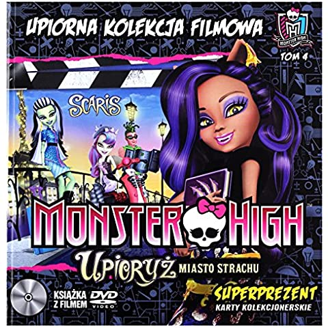 Monster High-Scaris: City of Frights