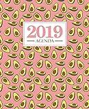 Agenda 2019: 190 x 235 mm : Agenda 2019 semana vista español : 160 g/m²: aguacates 7009