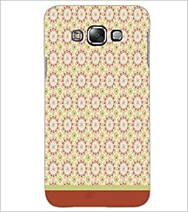 PrintDhaba Pattern D-1617 Back Case Cover for SAMSUNG GALAXY A8 (Multi-Coloured)
