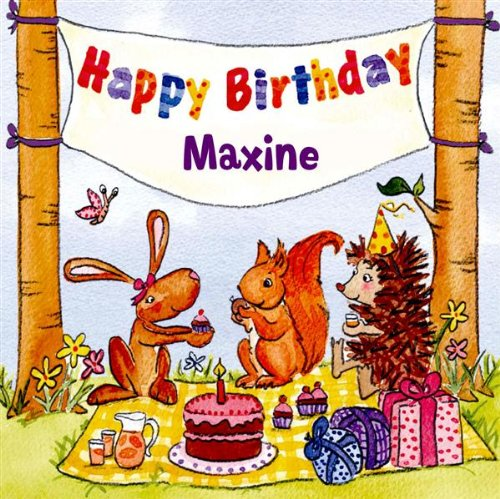 Happy Birthday Maxine (Happy Birthday Maxine)