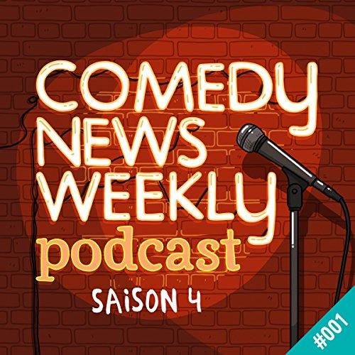Couverture du livre Cet épisode veut boire des coups avec BoJack Horseman (Comedy News Weekly - Saison 4, 1)