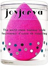 Joyjorya® Flawless Beauty Eiförmiger Make-up Schwamm, latexfrei Blender Schwamm (Rosa)