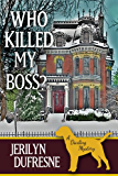 Who Killed My Boss? (Sam Darling Mystery Book 1) (English Edition)