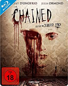 Chained - Steelbook [Blu-ray] [Limited Edition]