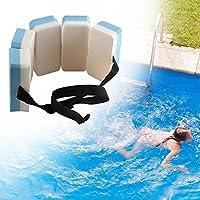 Brightcactus,Cinturón flotador para niño, con cierre de seguridad, EVA Cinturón de Flotación