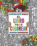 Dónde Está Wally? Libro Para Colorear (NB WALLY)