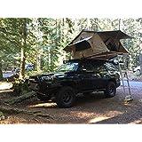 Deluxe Color Plateado y Gris para techo de coche tienda de campaña 1,4Expedition 4x 4Landrover SUV RRP £1600