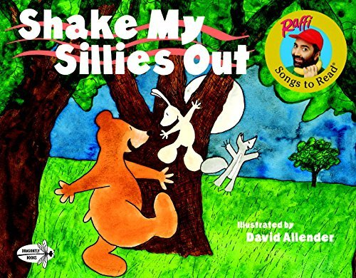 Shake My Sillies Out (Raffi Songs to Read) by Raffi (1988-12-12)