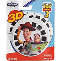 View-Master 3D > Toy Story 3 - 3pc set Reel by View Master