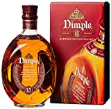 Dimple 15 Years Old mit Geschenkverpackung Whisky (1 x 1 l)