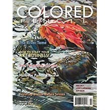 COLORED PENCIL Magazine - November 2017 (English Edition)