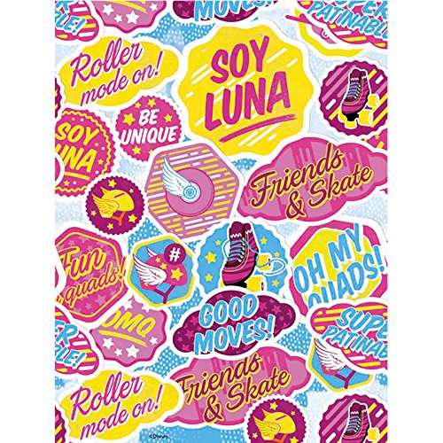 Mantel Soy Luna Disney 180cm