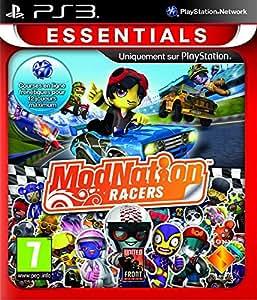 Modnation Racers - collection essentielles