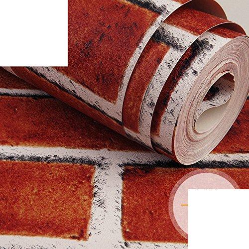 GXX tappezzeria di mattone del faux/ strumento cultura pietra wallpaper/Facciata