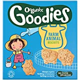 Biscuits Forme Animaux Organix 12 Mois 100g