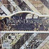 Craftdev Set Of 40 7X7 Inch Beautiful Pa...