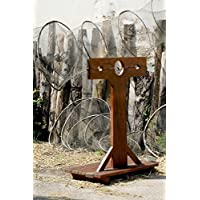Pillory and Bow-nets in Netherland Village Journal: 150 Page Lined Notebook/Diary