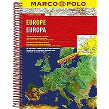 MARCO POLO Reiseatlas Europa 1:2 Mio. (MARCO POLO Reiseatlanten)