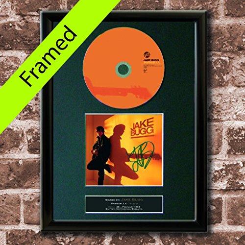 jake-bugg-shangri-la-album-black-framed-reproduction-autograph-cd-reproduction-signed-print-a4