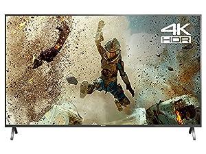 Panasonic TX-49FX700B Ultra HD 1600Hz 4K HDR Smart LED TV with Freeview Play - Black (2018 Model) [Energy Class A]
