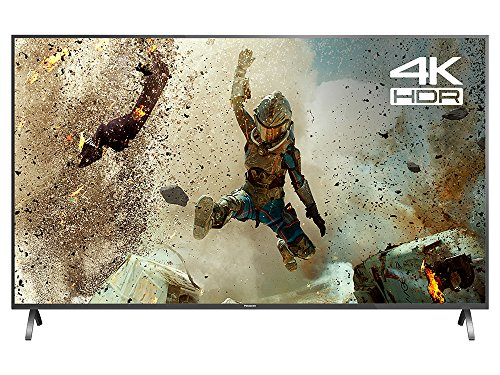 Panasonic TX-55FX700B 55-Inch Ultra HD 1600Hz 4K HDR Smart LED TV with Freeview Play - Black (2018 Model) [Energy Class A+]