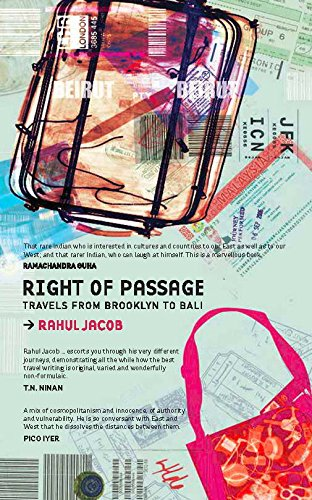right of passage Right of passage, in international law, means (approximately) a country's right for its ships to pass through the territorial seas of foreign states and straits.