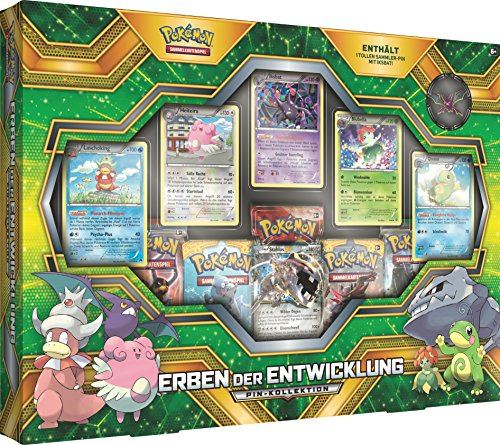 Pokemon - Company 25949 - PKM Erben Der Entwicklung Pin-Ko, Sammelkartenspiel