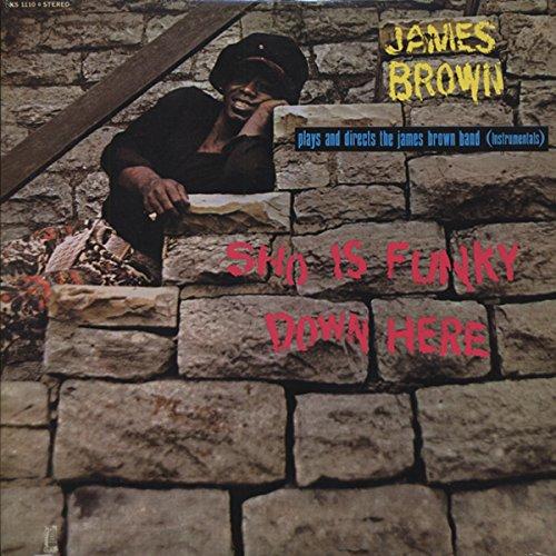 Sho Is Funky Down Here (Instrumental) (Brown Instrumentals James)