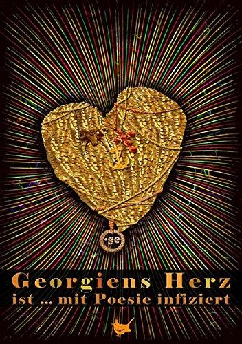 Georgiens Herz: ist ... mit Poesie infiziert